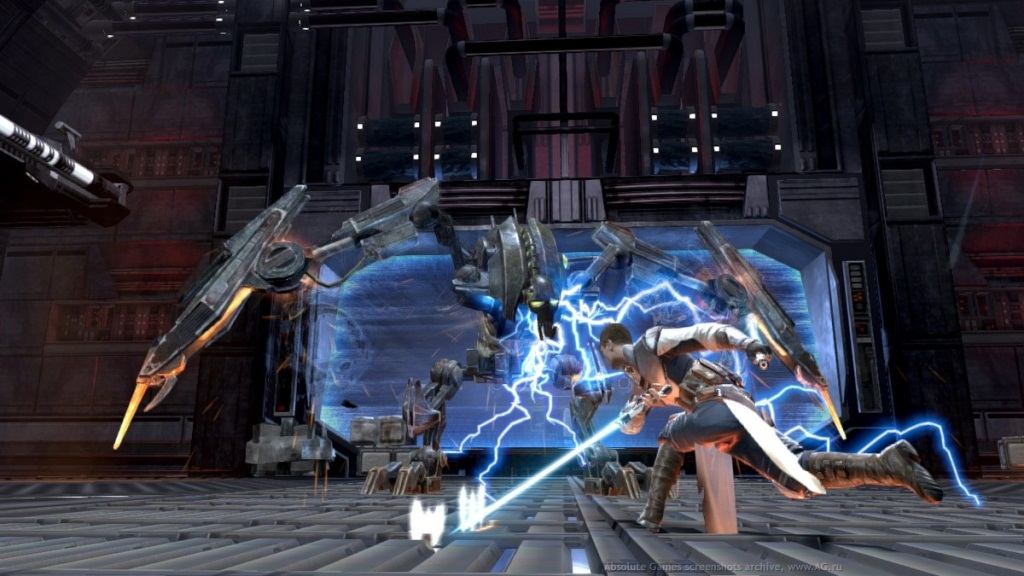 Star Wars: The Force Unleashed 2 (2010/PC/RUS) | Repack by MOP030B от Zlofenix