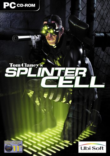 Tom Clancy's Splinter Cell 1(2003/ENG/Repack)