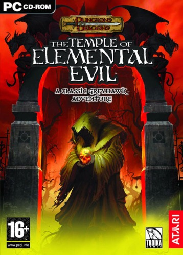 The Temple of Elemental Evil - A Classic Greyhawk Adventure (2003) PC