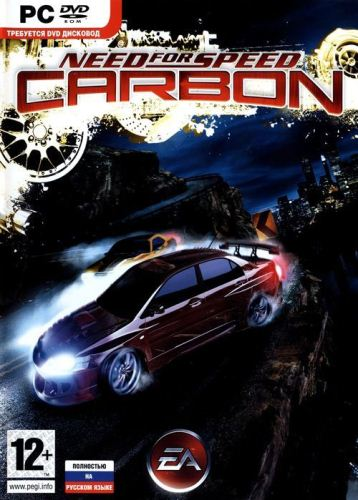Need for Speed Carbon - Коллекционное издание / Need for Speed Carbon - Collector's Edition (2006) PC