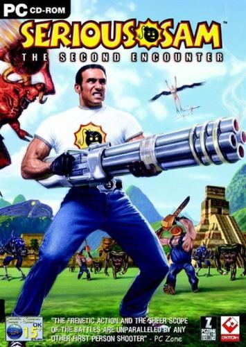 Крутой Сэм: Антология / Serious Sam: Antology (2001-2011) PC | Repack by MOP030B