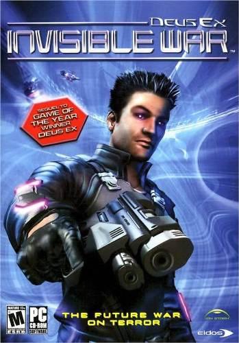 Deus Ex - Invisible War (2003) PC
