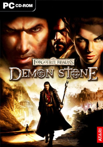 Forgotten Realms - Demon Stone (2004) PC