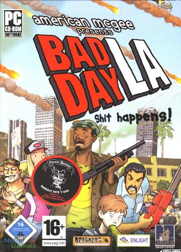 Bad Day L.A (2006) PC