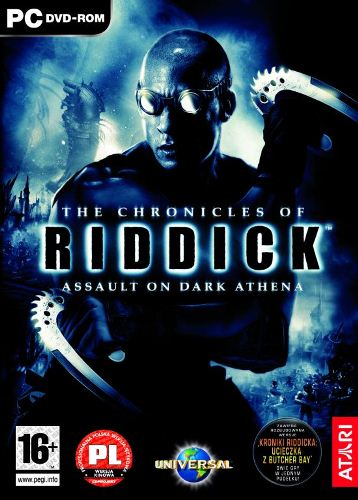 The Chronicles of Riddick - Assault on Dark Athena (2009) PC | RePack от R.G. Механики