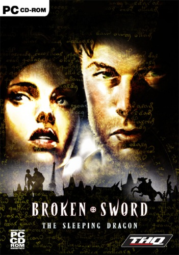 Broken Sword - The Sleeping Dragon (2003) PC
