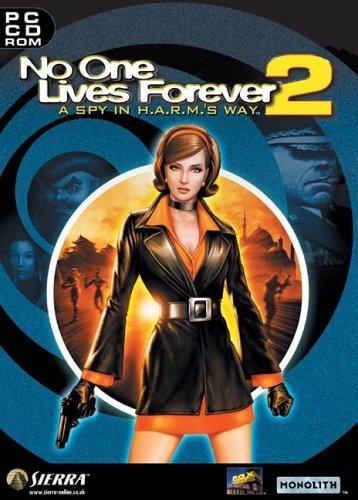 Никто не живет вечно 2: С.Т.Р.А.Х. возвращается / No One Lives Forever 2: A Spy in H.A.R.M.'s Way (2002) PC
